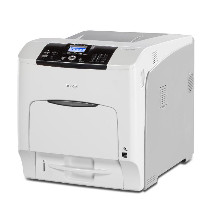 impressora para porcelana ricoh-spc440dn