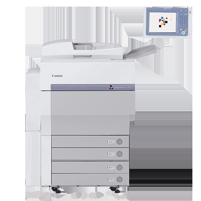 impressora para porcelana canon imagem press C1