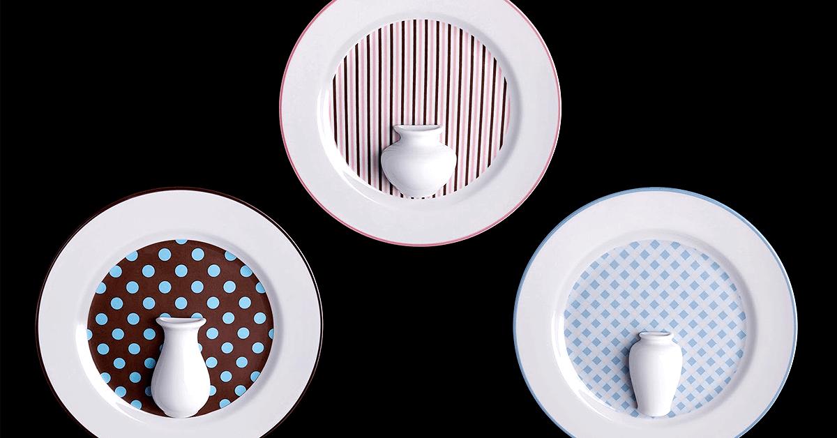 A impressão de fotos em pratos de porcelana e as infinitas possibilidades em presentes e decoração